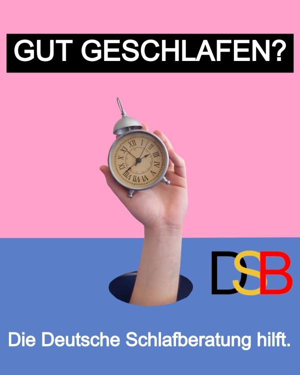 Die Deutsche Schlafberatung hilft Ihnen, besser zu schlafen.