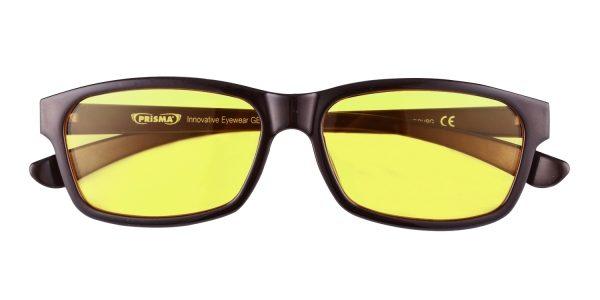 Blaulichtfilter Brille fürs Autofahren