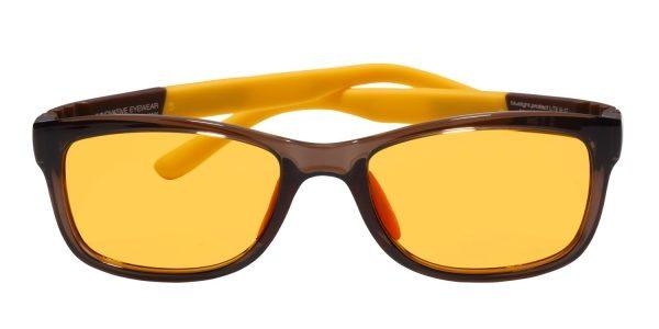 Blaulichtfilter Brille für Kinder